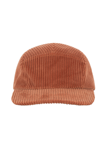 Remember Corduroy Campcap (Brick red)