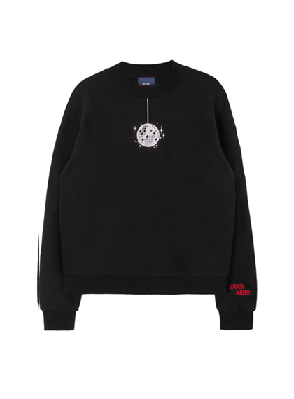 Mirror Ball Sweat Shirt