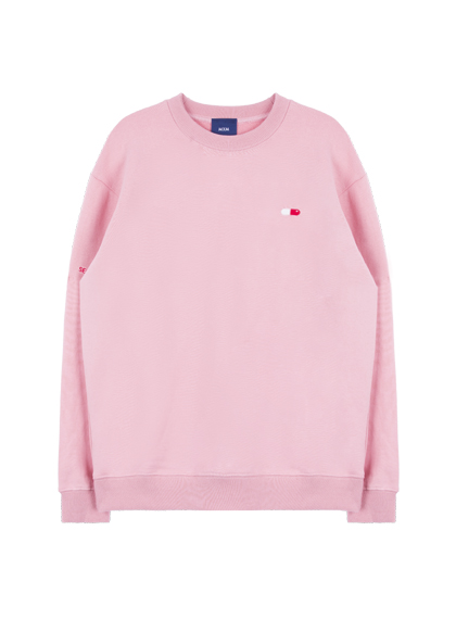 Medicine Sweat Shirt (Pink)