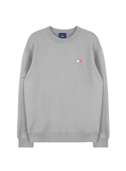 Medicine Sweat Shirt (Grey)