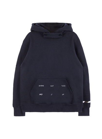 Movie Slate Hoody
