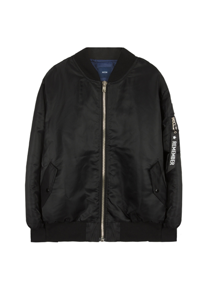 5cm/s Remember Blouson (Black)
