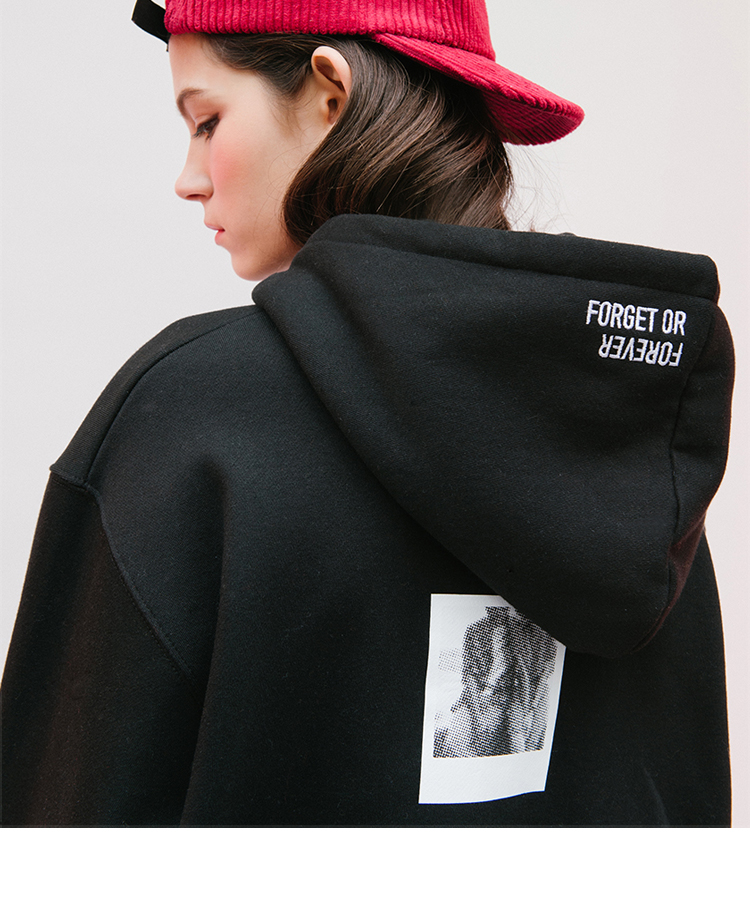 Polaroid Hoody (Black)