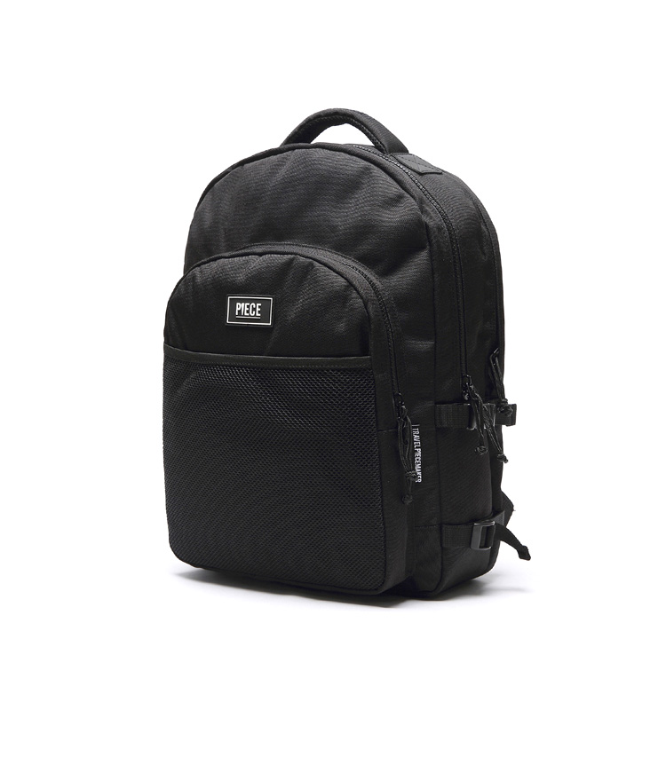 R2G BACKPACK (BLACK)