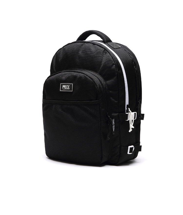 R2G BACKPACK (BLACK WHITE)