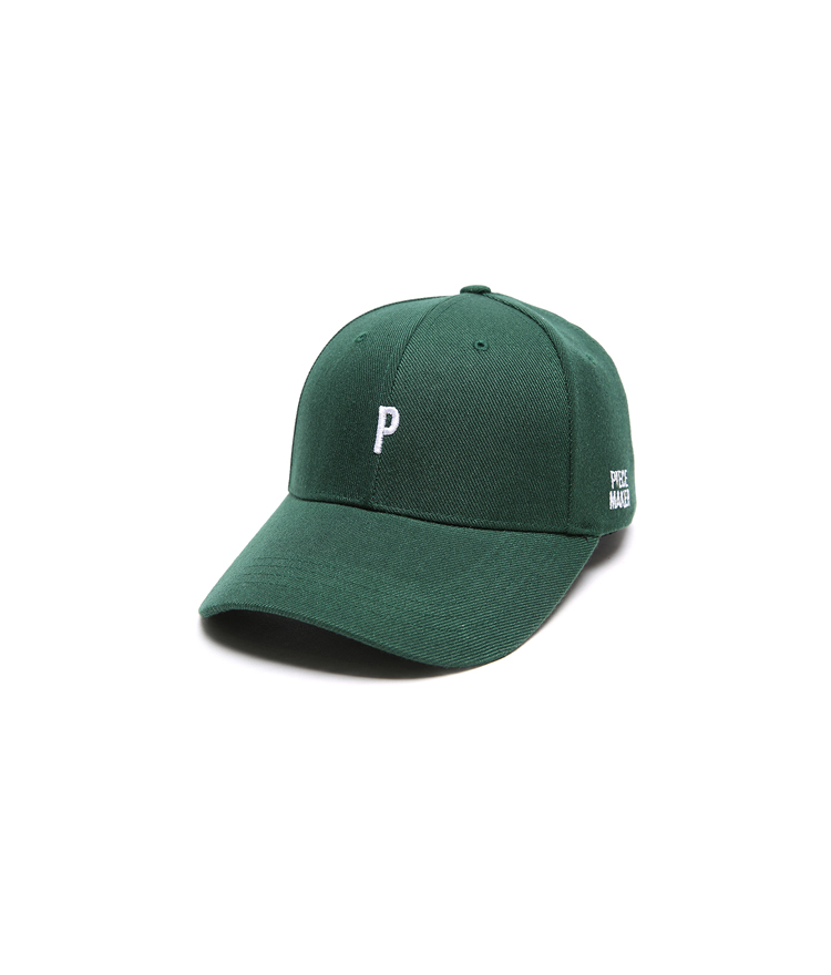 OG HARD CAP (DEEP GREEN)