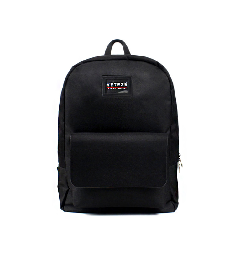 Basic Poly Backpack - BK