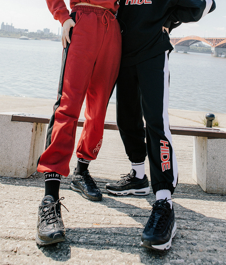 HIDE Logo Sweat Pants