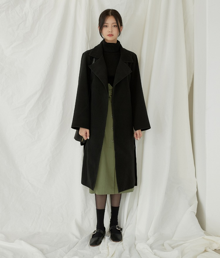 From Robe Long Coat