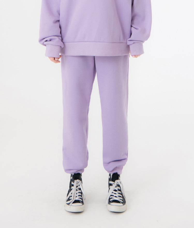 UT8 Street Long Pants (Light Purple)