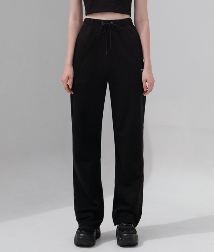 HIDE Mirror Wide Pants (Black)