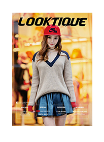 룩티크LOOKTIQUE Vol.37