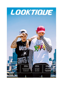 룩티크LOOKTIQUE Vol.43