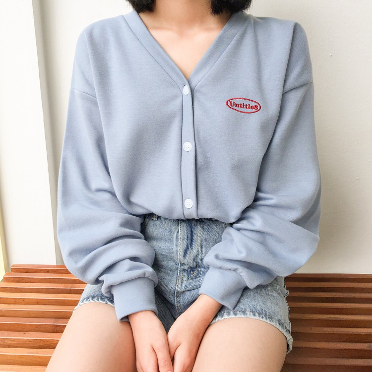 Untitle8 Color Cardigan
